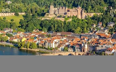du lịch Heidelberg nước Đức