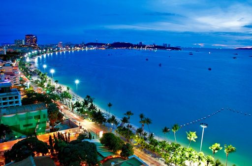 Thành Phố Pattay Thái Lan điểm du lịch lí tưởng
