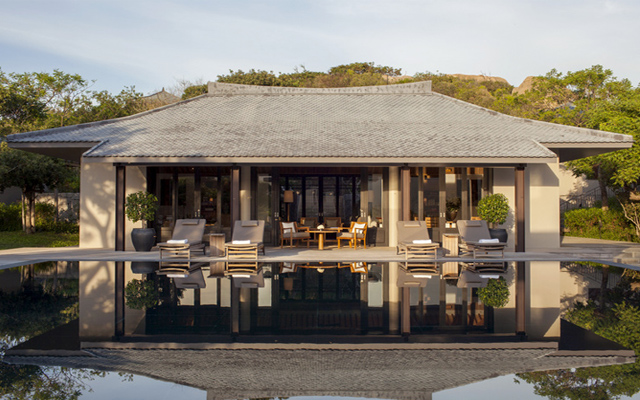 Vẻ đẹp mê mẩn du khách của Resort 6 sao Amanoi đẳng cấp